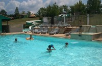 Activity Pool, Jacuzzi, Wasserrutschen