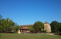 Hohe Verleih Bereich Dordogne