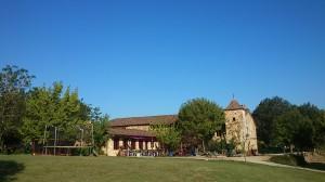 Camping Dordogne avec piscine et toboggans
