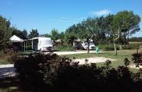 création 2015 aire de service pour camping car