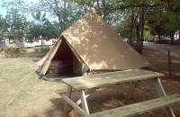 营地豪华小帐篷