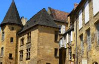 Ideal starting point in the Dordogne region