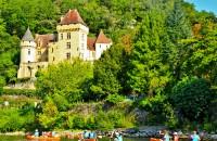 activités sportive et visite des châteaux