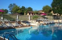 piscine du camping ouvert de 10h00 à 22h00