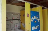 Création cette année 2015 l'espace Bébé Baby