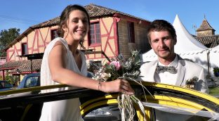 Huwelijksceremonieplaats, Verjaardag Camping Dordogne