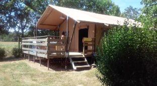 入住法式豪华营地帐篷房——快来策划你独特的法国度假之旅吧!