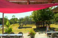 营地儿童游乐场