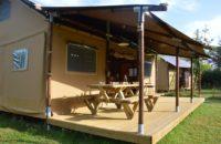 营地8人豪华帐篷房