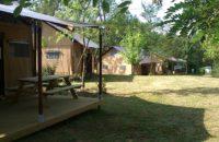 6人帐篷房外观