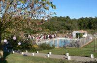 Mariage au bord de piscine Octobre 2017