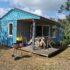 蓝色生态小木屋4人